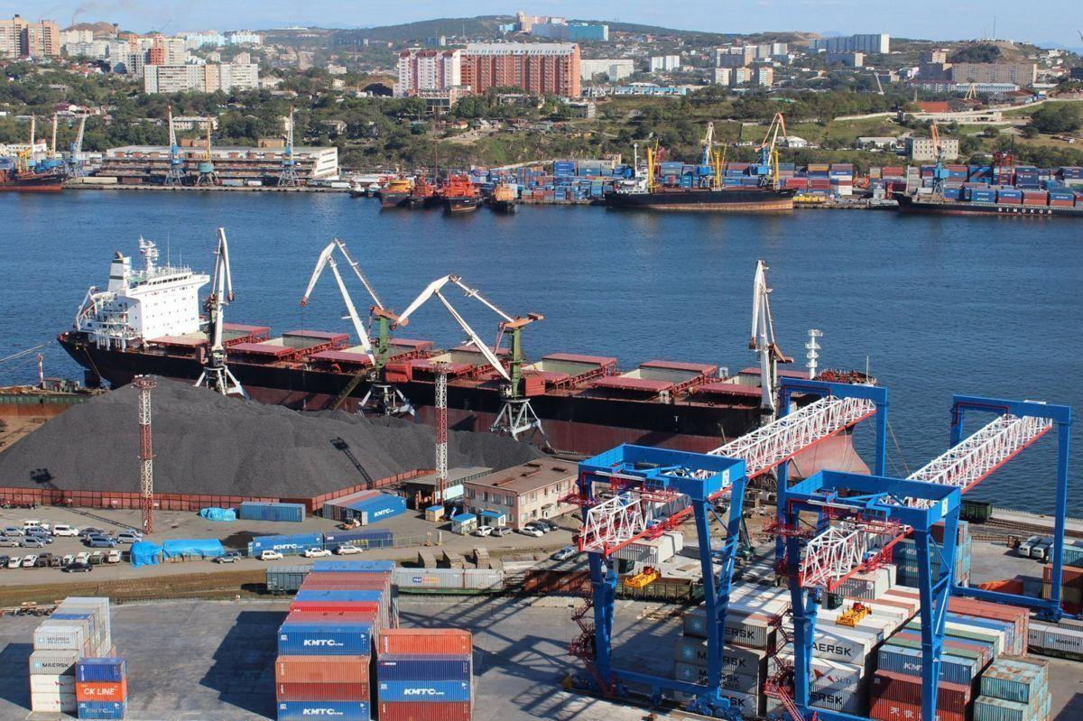 Реферат владивостокский морской порт 5774